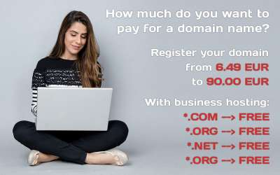 Price list of GETPHPHOST domains
