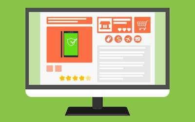 Templates for E-Commerce Web Hosting